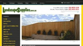Fencing Penrith - Landscape Supplies and Fencing